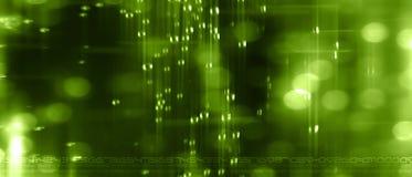 grön rörelse Arkivfoto