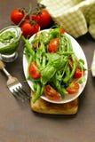 grön sallad för bönor fotografering för bildbyråer