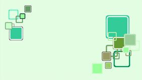 grön soft för bakgrund Royaltyfria Foton