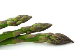 Grön sparris Arkivfoto