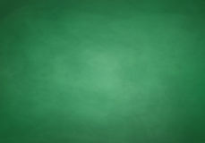 Grön svart tavlabakgrund Arkivbilder