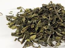 grön tea arkivbilder