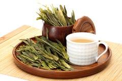 Grön Tea för kines royaltyfri bild