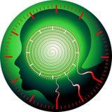 grön teknologi Fotografering för Bildbyråer