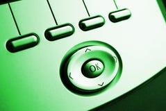 grön teknologi för bakgrund Arkivfoto