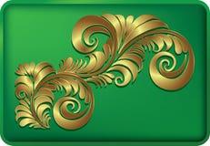 grön textur royaltyfri illustrationer