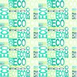 Grön textur för bakgrund Stock Illustrationer