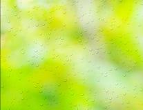 grön textur för bakgrund Royaltyfria Bilder