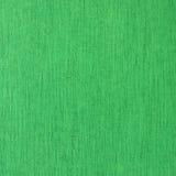 Grön textur för konstpapper Arkivfoto