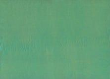 Grön textur för siden- tyg Arkivfoto