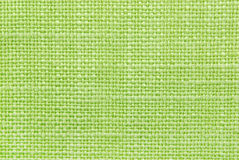 grön textur för tyg Royaltyfri Fotografi