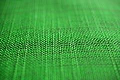 grön textur för tyg intresting mönstrar av texturerar Övre sikt för slut av grön tygtextur och bakgrund Fotografering för Bildbyråer