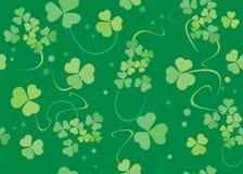 grön texturvektor för floror vektor illustrationer