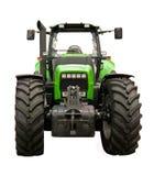 grön traktor för lantgård Royaltyfri Bild