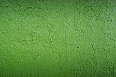 grön vägg Arkivbilder