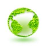 grön värld Arkivfoton