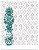 Grön Vas Royaltyfri Foto