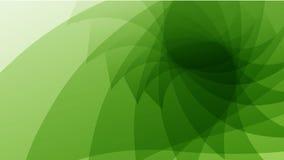 Grön wallpaper för HD Arkivfoto