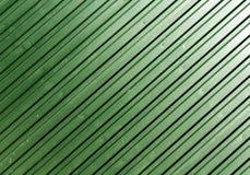 Grön yttersida för metallplatta Arkivbild