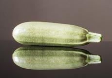 grön zucchini royaltyfria bilder