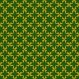 Gröna abstrakta sidor för vektortapetmodell Royaltyfria Bilder