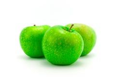 Gröna Apple Arkivbild