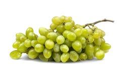 Gröna druvor Royaltyfri Bild