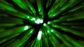 Gröna fläckar för partikelstrålljus royaltyfri illustrationer
