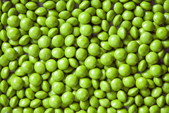 Gröna godisar royaltyfria bilder