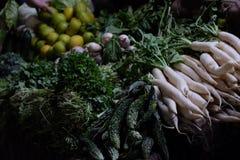 gröna grönsaker Arkivfoton