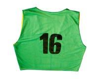 gröna jersey Arkivfoton