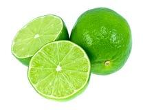 gröna limefrukter Royaltyfri Bild