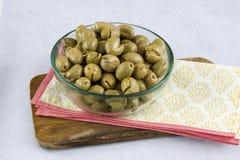 gröna olivgrön arkivfoto