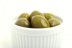 gröna olivgrön Royaltyfria Bilder