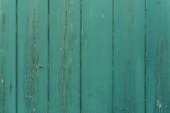 Gröna plankor Royaltyfria Foton