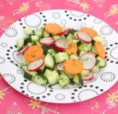 1 gröna sallad royaltyfri foto