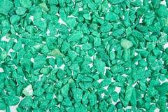 gröna stenar Royaltyfria Bilder