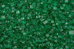 Gröna Sugar Close Up royaltyfria foton