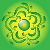 Gröna växter royaltyfri illustrationer