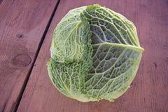 Grönkålgrönsak Royaltyfria Bilder