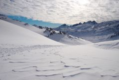 Grönland lizenzfreie stockbilder