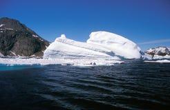 Grönland Ammassalik Stockbild
