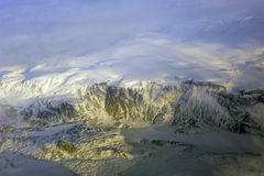 Grönland-Gletscher Stockfoto