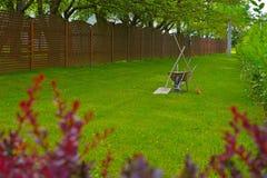 Grönområde Royaltyfri Bild