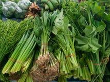 Grönsak i marknad Fotografering för Bildbyråer