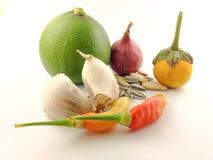 Grönsak i Thailand Arkivbild