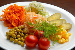grönsaker Fotografering för Bildbyråer