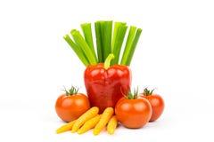 Grönsaker 3 Royaltyfria Bilder