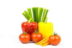 Grönsaker 4 Royaltyfria Bilder