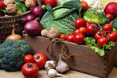 Grönsaker. Royaltyfri Fotografi